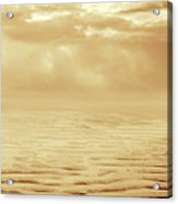 Illusion Never Changed Into Something Real Acrylic Print
