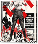 Ilsa - She Wolf Of The Ss 1975 Acrylic Print