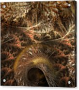 Image Of The Organism Acrylic Print