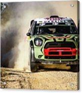 imagejunky_KB - RallyRACC WRC Spain - Gorban / Larens Acrylic Print