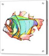 Imaginary Fish #1 Acrylic Print