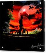 Imagination Acrylic Print