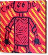 Imagination Denied Acrylic Print