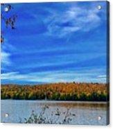 Img_1799.jpg Portage Lake Maine Acrylic Print