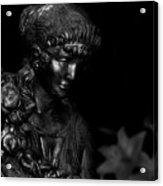 Immortal Maiden Acrylic Print