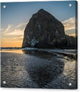 Immovable Object Acrylic Print
