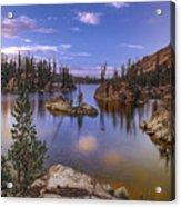 Imogene Lake Acrylic Print