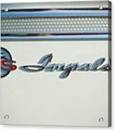 Impala Super Sport Acrylic Print