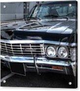 Impala - Supernatural Acrylic Print