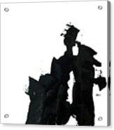 Impasto 1 Acrylic Print