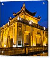 Imperial Citadel Of Hanoi Acrylic Print
