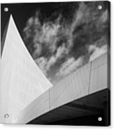 Imperial War Museum, Manchester Acrylic Print