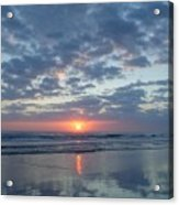 Impossibly Glorious Acrylic Print