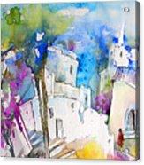 Impression De Trevelez Sierra Nevada 03 Acrylic Print