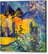 Impression Of Spring Acrylic Print