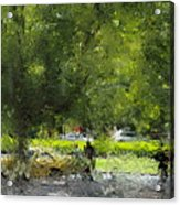 Impressionist Series #1 Acrylic Print
