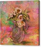 Impressionistic Still Life  Acrylic Print