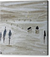 Impressions De Voyage - Arizona  Acrylic Print