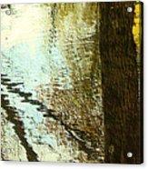 Impressions Of A Ny Fall Acrylic Print