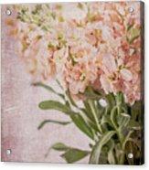 In A Vase #2 Acrylic Print