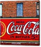 In Bottles Acrylic Print
