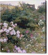 In Full Bloom  Acrylic Print by Henry Arthur Bonnefoy
