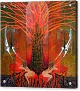 In Garden Acrylic Print