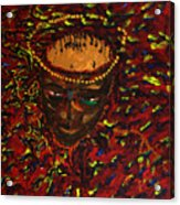 In Gethsemane Acrylic Print