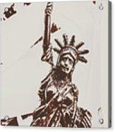 In Liberty Of New York Acrylic Print