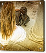 In Loving Memory Acrylic Print