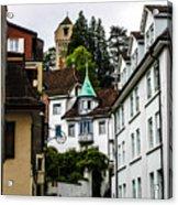 In Lucerne  Acrylic Print