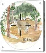 In Range Acrylic Print