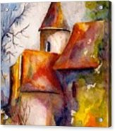 In Southern France Acrylic Print