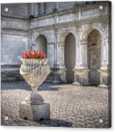 In The Courtyard Acrylic Print