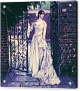 In The Doorway... Acrylic Print