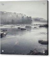 In The Fog  Acrylic Print