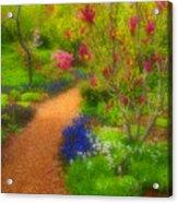In The Gardens Acrylic Print