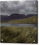 In The Heart Of Scotland Acrylic Print