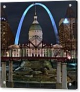 In The Heart Of St Louis Acrylic Print