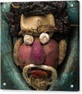 In The Manner Of Arcimboldo Acrylic Print