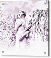 In The Mist Acrylic Print