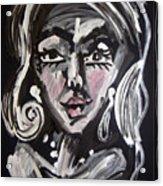 In The Night Acrylic Print