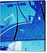 In The Parking Lot 2 Acrylic Print