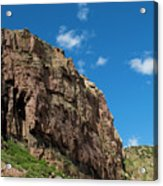 In The Royal Gorge Acrylic Print