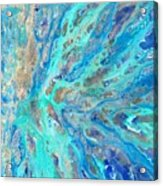 In The Sea Acrylic Print