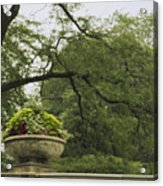 In The Spring Acrylic Print