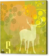 In The Wild 23 Acrylic Print