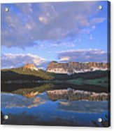 In The Wind River Range. Acrylic Print