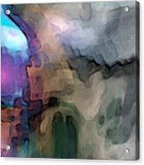 In The World Acrylic Print