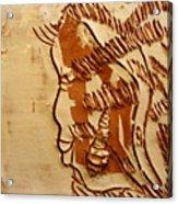 In Tune - Tile Acrylic Print